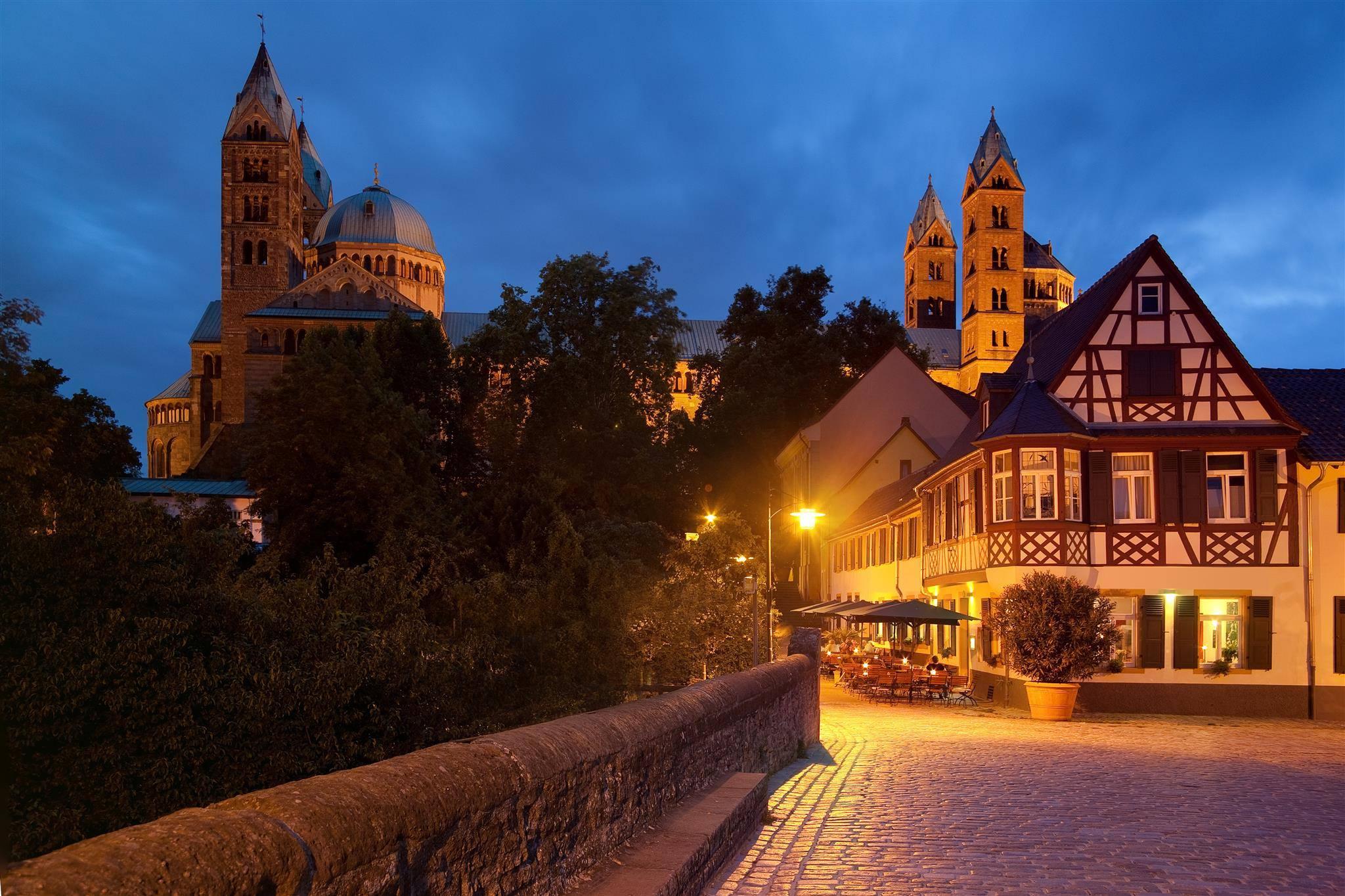 Altstadt in Speyer