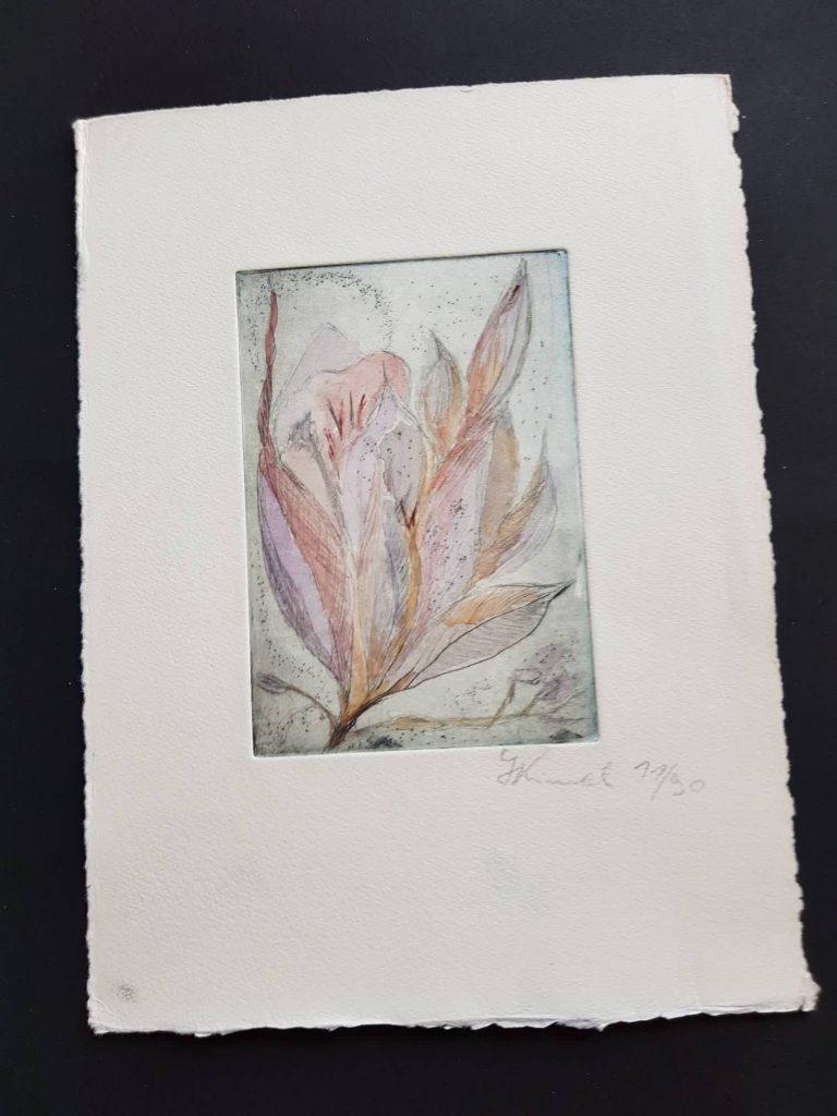 Aquarelle von Gisela Kentmann (1)