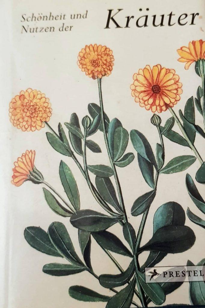Cover des kleinen Kräuterbuches