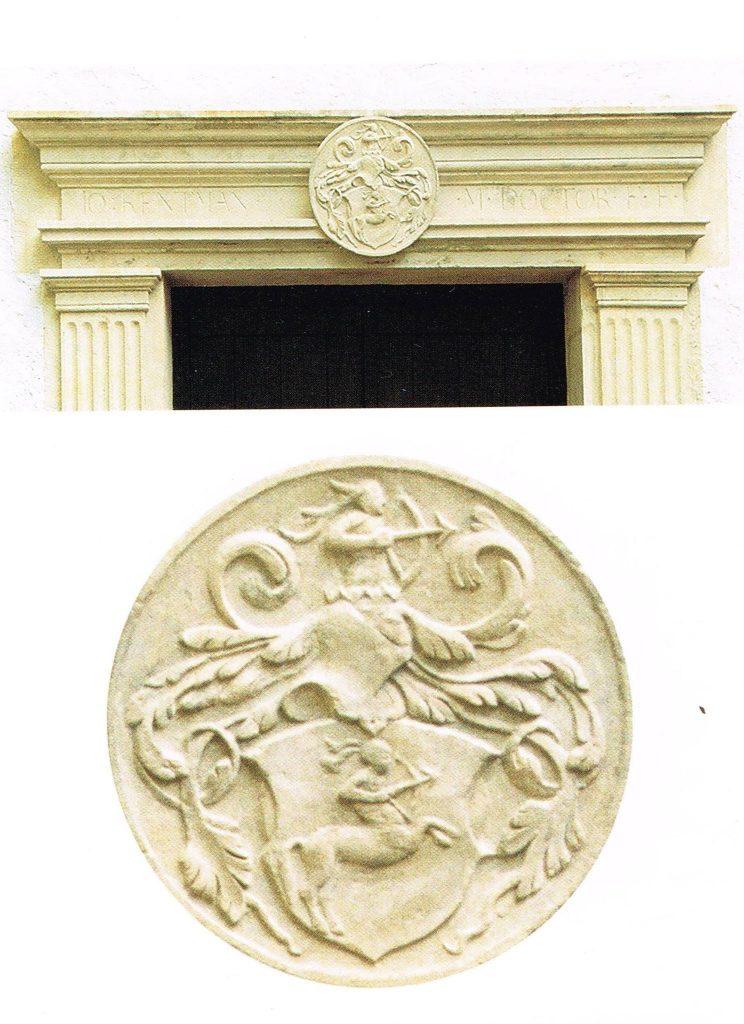 Familien Wappen Kentmann