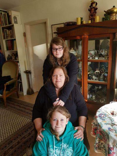 Gisela-Kentmann-Familie
