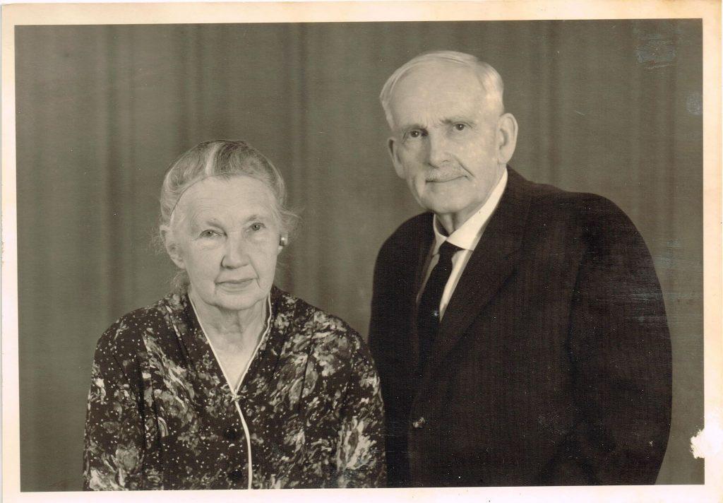 Gisela Kentmann Großeltern Kurt Kentmann Erika Kentmann (geb.Baronesse von Engelhardt)