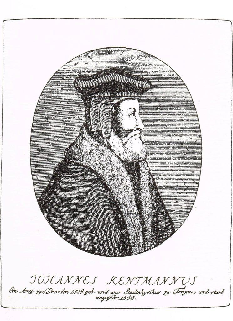 Johannes Kentmannus 1563