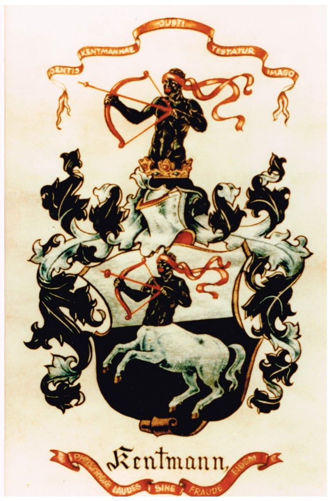 Kentmann-Wappen