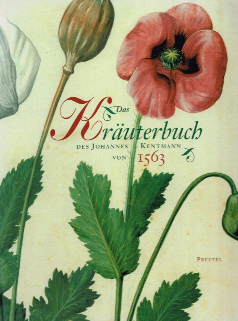 Kraeuterbuch von Kentmann 1563