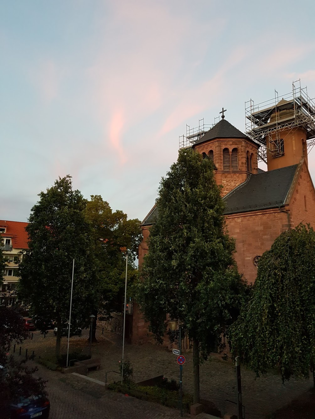 Sonntagnachmittag in Worms, 09. September 2018 - Photo 7.: Gisela Kentmann