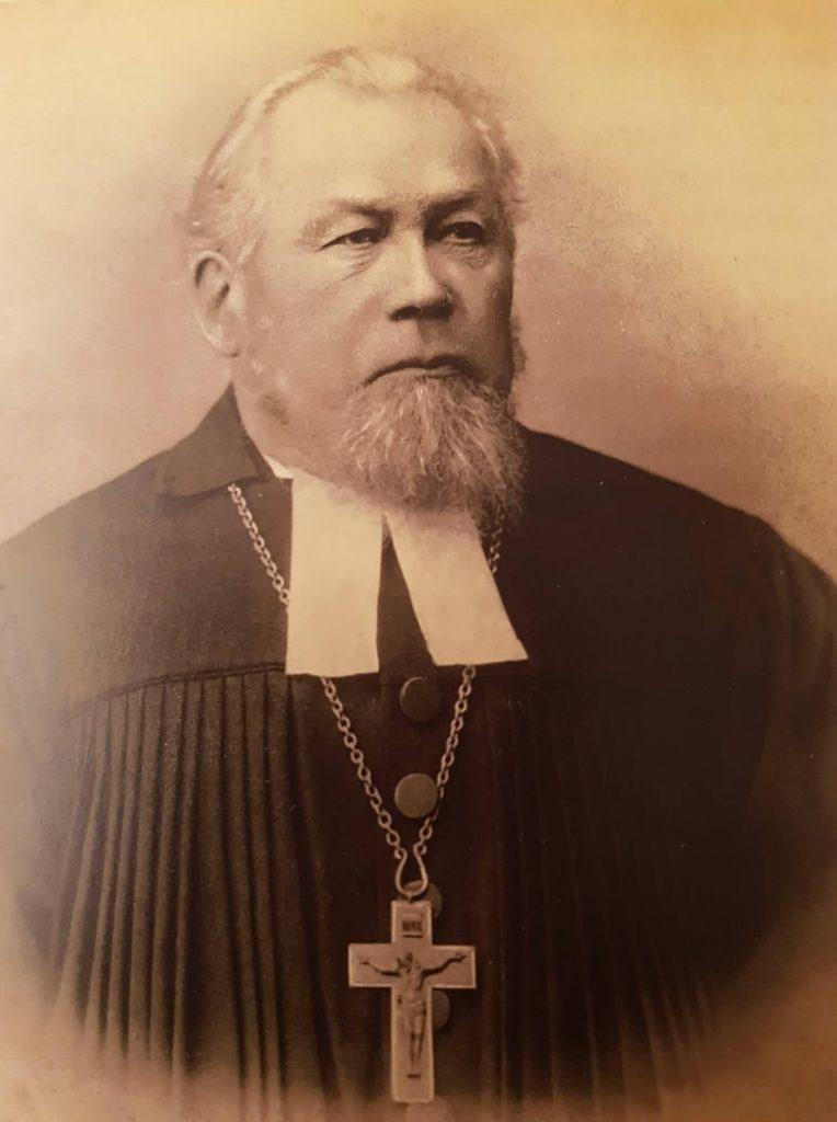 WOLDEMAR Friedrich Kentmann ☆22.03 1833 +23.04.1901 Mein Ur-Urgrossvater Probst in Kusal