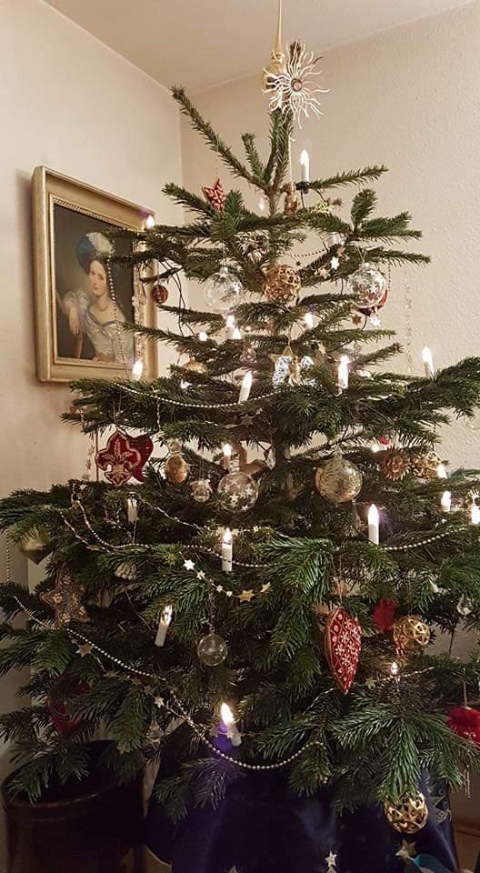 Weihnachtsengel kreative Tradition im Hause Kentmann