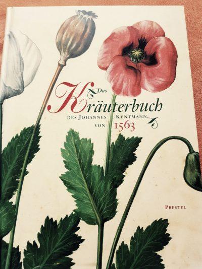 Das Kraeuterbuch des Johannes Kentmann 1563